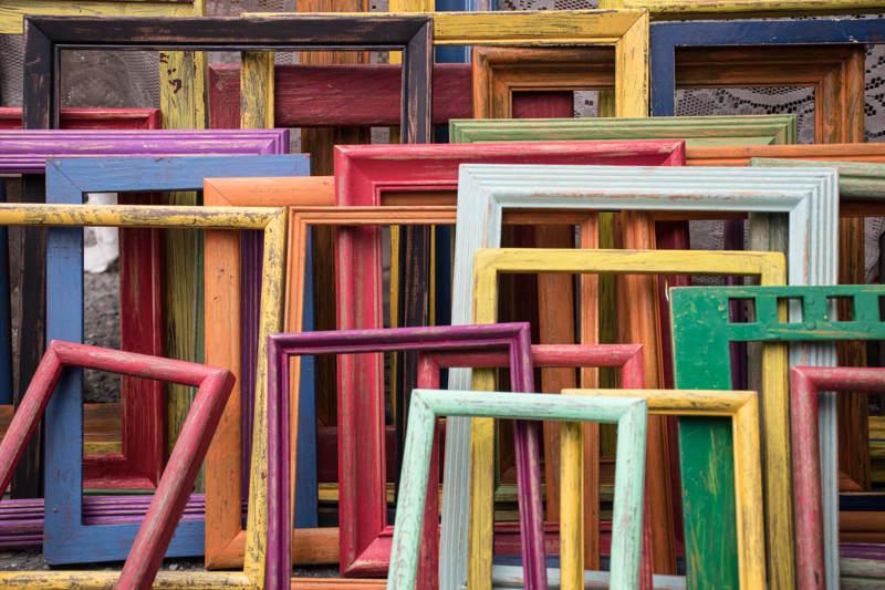 Un ambiente colorato
