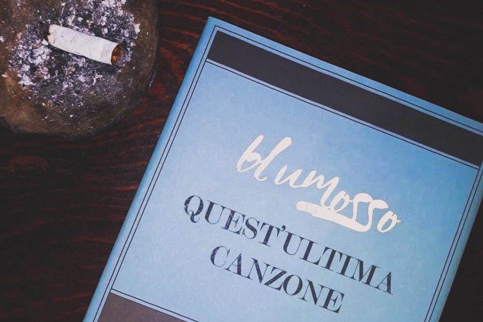 La copertina dell'ultimo singolo di Blumosso