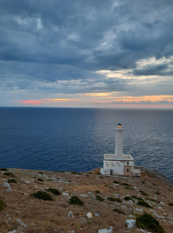 Alba Faro Otranto